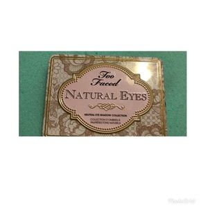 Too Faced Natural eyeshadow